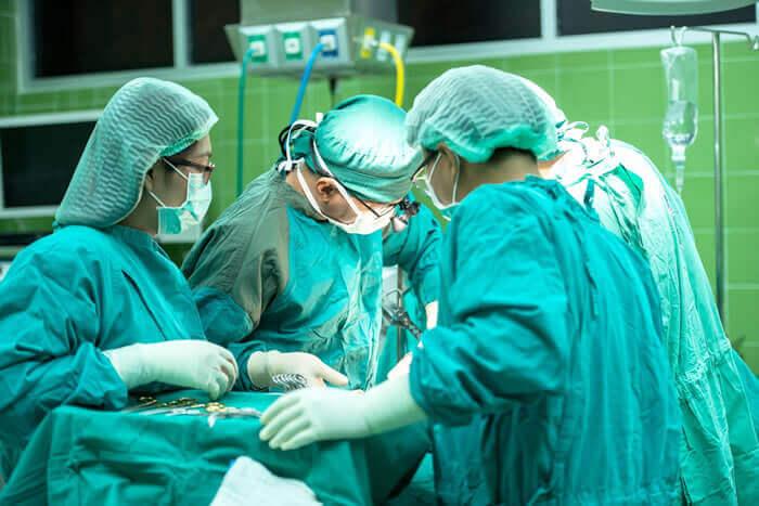 Emergências médicas são um caso em que pode ser usada
