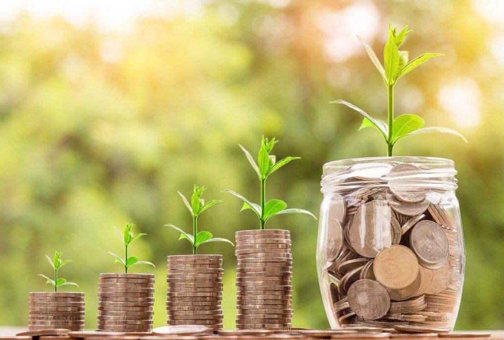 Enviar dinheiro para a corretora de valores