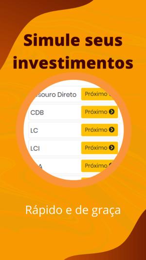 Simule seus investimentos
