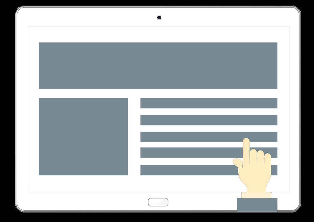 Mini site: o que é? E como ganhar dinheiro em 5 passos